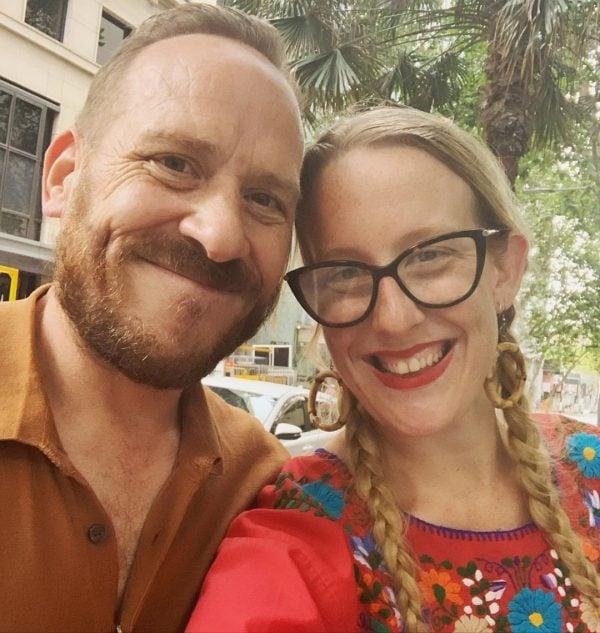 Lyssa and Jason Tredgett