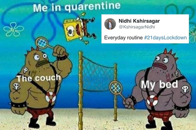 Quarantine Routine Memes 17 Funny But Also True To Have A