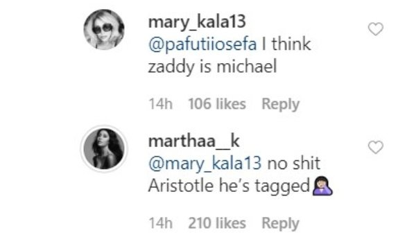 martha michael breakup
