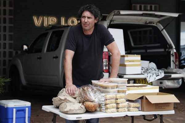 Celebrity Chef Colin Fassnidge Offers Free Food To Those In Need During Coronavirus Lockdown