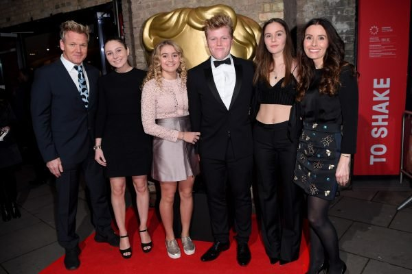 gordon ramsay family