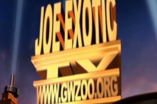 joe exotic tv