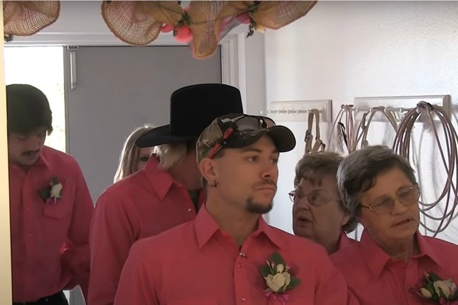 joe exotic wedding