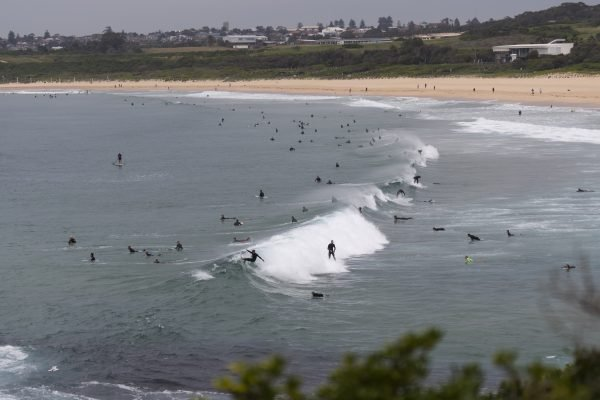 Some Sydney Beaches Reopen For Exercise As Australian Coronavirus Infection Rate Continues To Decline