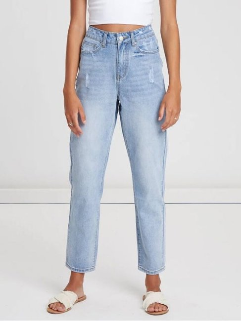 The Fated Radical Mum Jeans