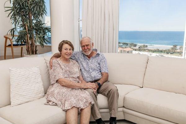 Keith and Glenda Drake