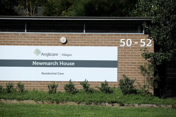coronavirus Newmarch House update