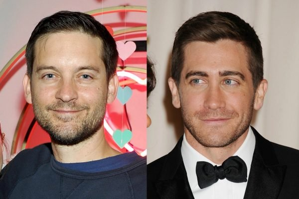 Tobey Maguire and Jake Gyllenhaal