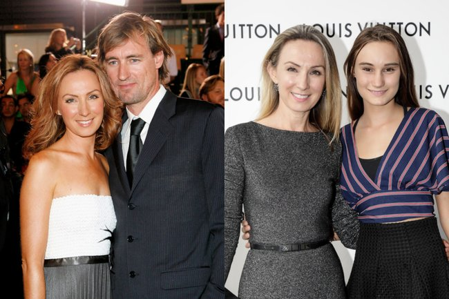 lisa mccune family