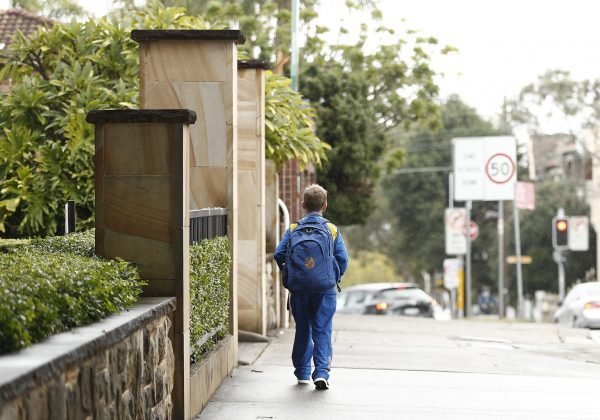 Sydney School Evacuated After Student Tests Positive For COVID-19
