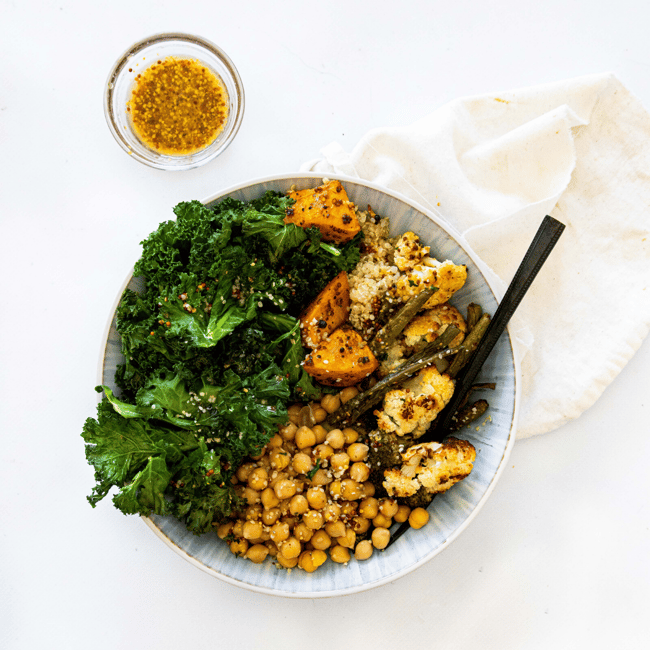 hearty plant-based dinners