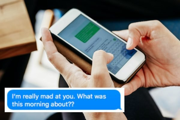 """""""My husband and I changed how we text and it completely transformed our relationship."""""""