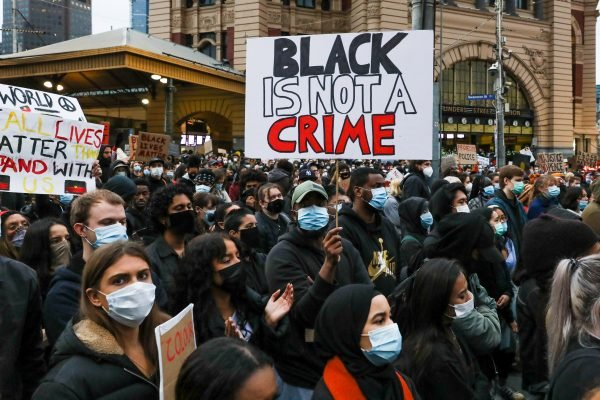 Black Lives Matter protests Australia